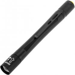 Mini linterna de bolsillo premium LED de 5 W IP54 con Pilas AAA