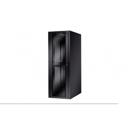 """Armario Rack 19"""" Phasak 600 x 1000 negro"""