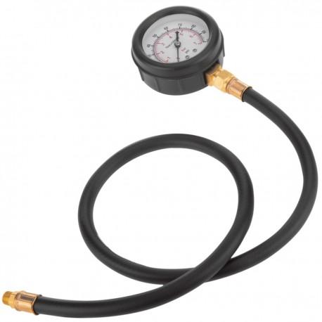 Manómetro para medición de la presión del aceite