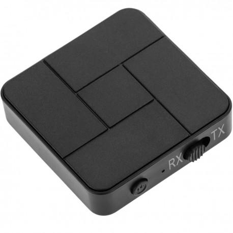 Adaptador receptor transmisor de audio inalámbrico bluetooth 5.0