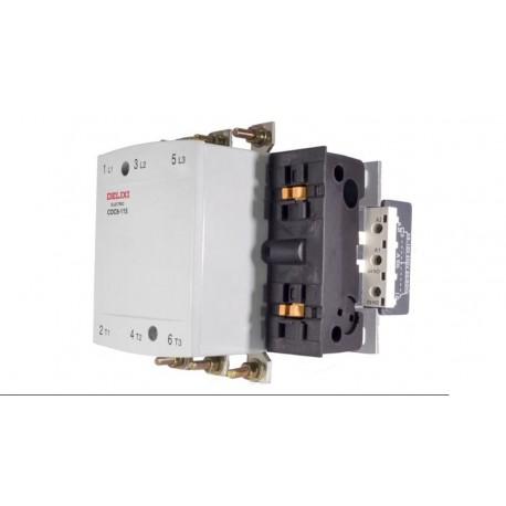 Contactor 3P AC3 400Vac
