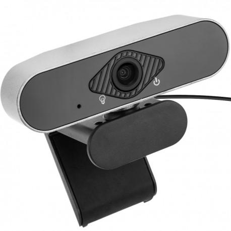 Cámara web de vídeo HD 1080P con micrófono incorporado 99 x 30 x 25 mm
