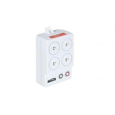 Sirena 220V 110dB de interior para alarmas SafeGuard