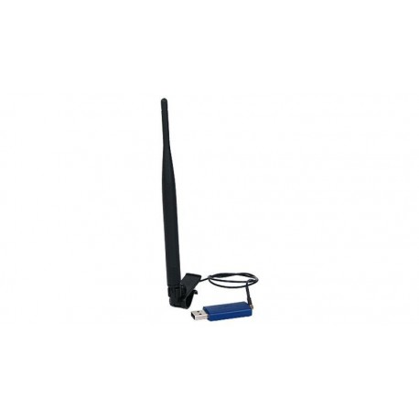 Analizador de espectro AirView9 USB 900 MHz antena externa/interna