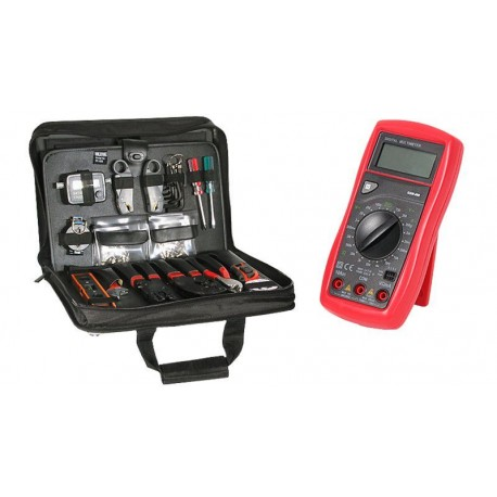 Kit de herramientas para satélite de 24 piezas