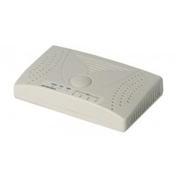 Router de banda ancha con switch 4p