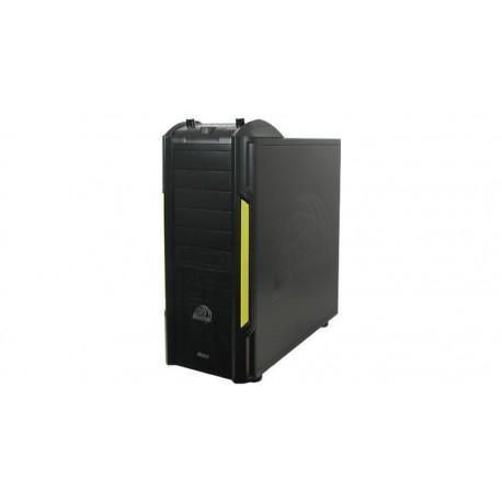 Caja ATX VenomStrike, sin fuente, con ventilación trasera/superior, negro