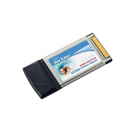 PCMCIA MIMO-G Wireless con 2 antenas
