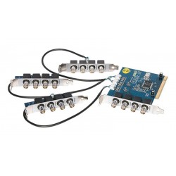 Tarjeta PCI para 16 cámaras de vigilancia