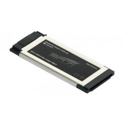Adaptador Wireless Express Card 34mm SR71 802.11a/b/g/n