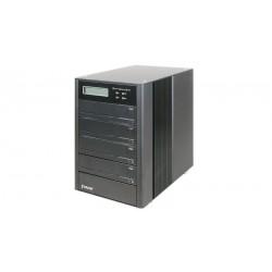 """Caja externa SOHO 4xSATA 3.5"""" aluminio RAID 5"""