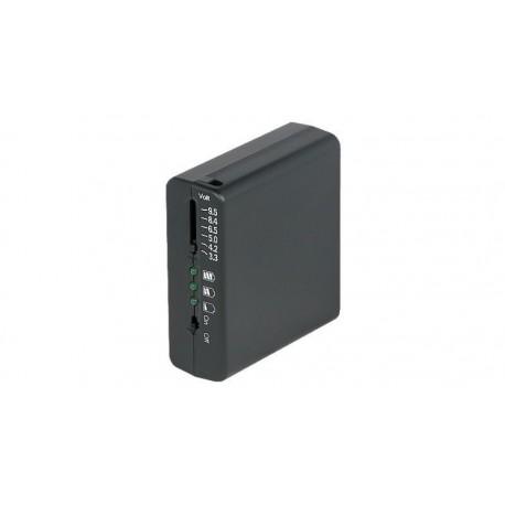 Batería 2400 mAH Li-Ion Universal con voltaje regulable