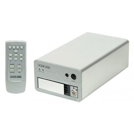 Grabador digital de vídeo 4 canales