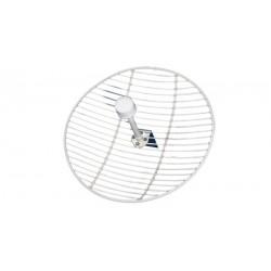 Antena exterior direccional parabólica de 21 dBi PHASAK