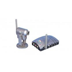 Sistema de captura AV y cámara inalámbrico por USB