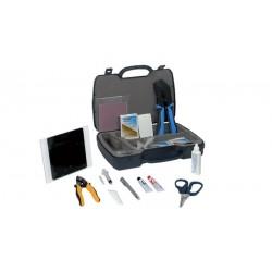 Bolsa de herramientas de conexión de fibra óptica
