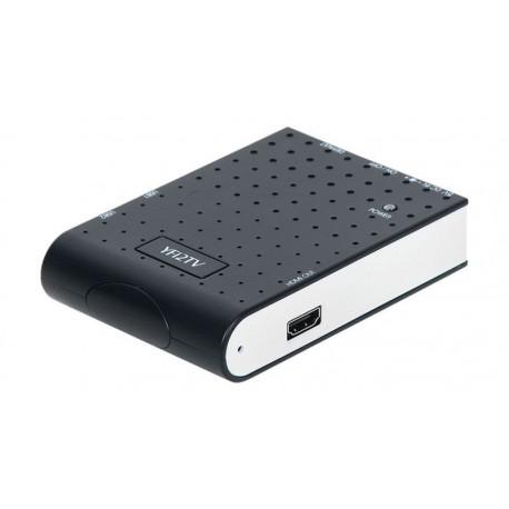 Transmisor de PC a HD TV (soporta DNLA) wifi 802.11 n, 2.4 GHz HDMI 1080P