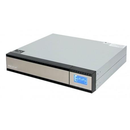 "SAI Phasak Pro-Rack 1000 VA Online LCD 19"""
