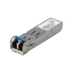 Módulo fibra óptica LC Airlive mini GBIC Gigabit monomodo 10km