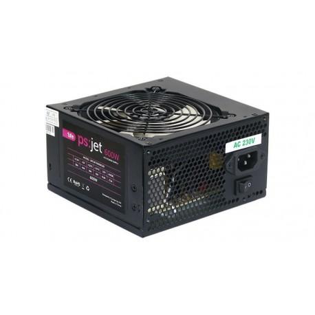 Fuente de alimentación 1Life 600W, 120 mm