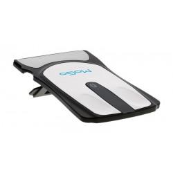 Ratón Bluetooth MoGo ultrafino para slot Pc Card
