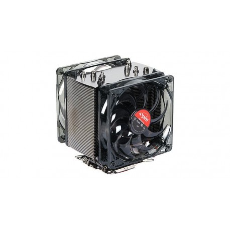Cooler para CPU Spire TherMax Eclipse II para Intel/AMD 2 x 120 mm