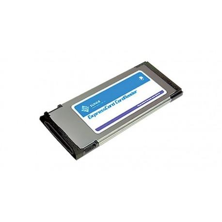 Lector ExpressCard 34mm de tarjetas 11 en 1