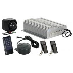 Kit alarma automóvil - GSM y GPS Tracking