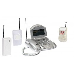 Kit de alarma para casa Autodialler telefono