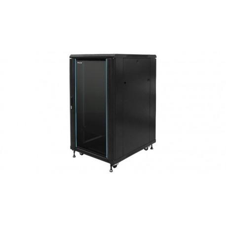 "Rack 19"" Phasak-Pro 600x600, negro"