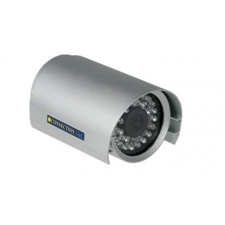 Cámara IP CCD exterior con IR MPEG4 IP66