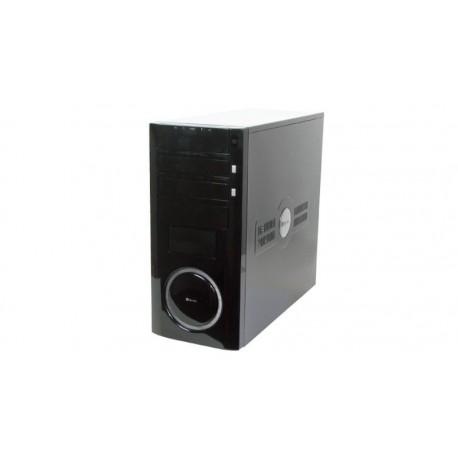 Caja ATX Zignum H-62, negra