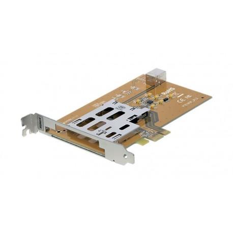 Tarjeta PCI Express a ExpressCard 34mm y 54mm