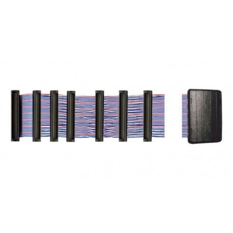 Cable SCSI interno 14xHPDB 68 M Trenzado + Terminador