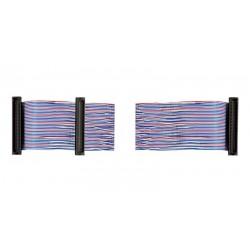 Cable plano SCSI 3xHPDB 68 M Trenzado