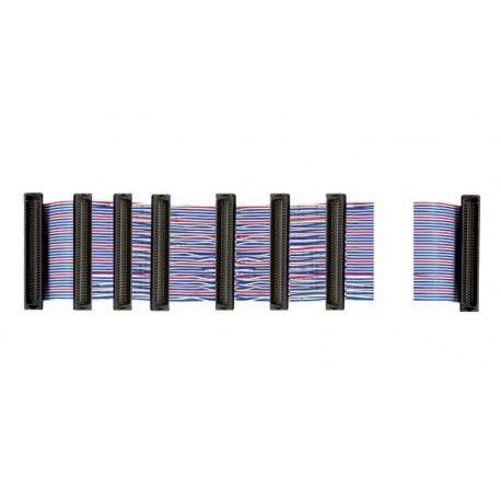 Cable plano SCSI 8xHPDB 68 M Trenzado