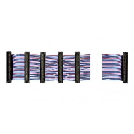 Cable plano SCSI 6xHPDB 68 M Trenzado