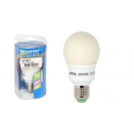 Lámpara de bajo consumo 11W.E27.10Kh.190lm