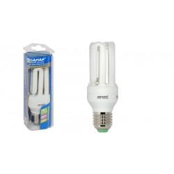 Lámpara de bajo consumo 20W. E27. 10Kh. 1151lm
