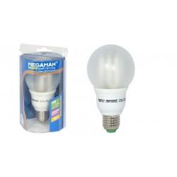 Lámpara de bajo consumo 15W. E27. 10Kh. 800lm