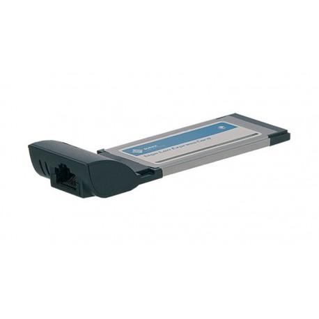Tarjeta ExpressCard 34mm Giga Lan