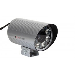 Cámara CCTV de exterior zoom 22x con enfoque variable, IR 60 m