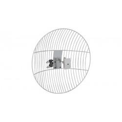 Antena parabólica de exterior 5Ghz 27dBi