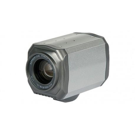 Cámara CCTV profesional zoom digital 27x3.9 - 97.2mm 400 líneas