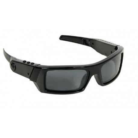 Câmara inalámbrica 2.4Ghz gafas de sol