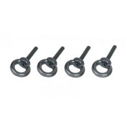 Kit de elevación de racks (4 anillas)