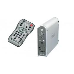 "Caja externa 3.5"" SATA/IDE LAN 1 vídeo, 1 audio, 1 RJ45, USB"