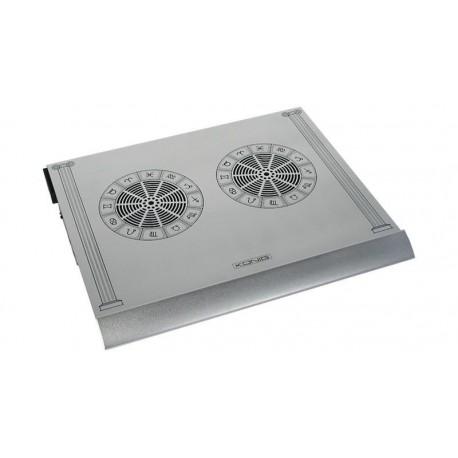 Base refrigeradora para portátil USB