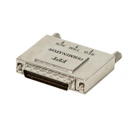 Comprobador amplificador SCSI con terminador