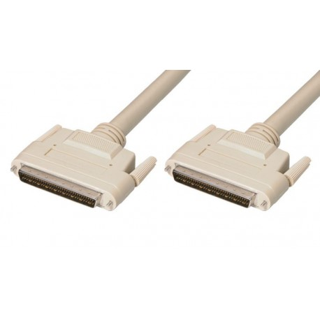 Cable SCSI HPDB68M - HPDB68M con tornillos